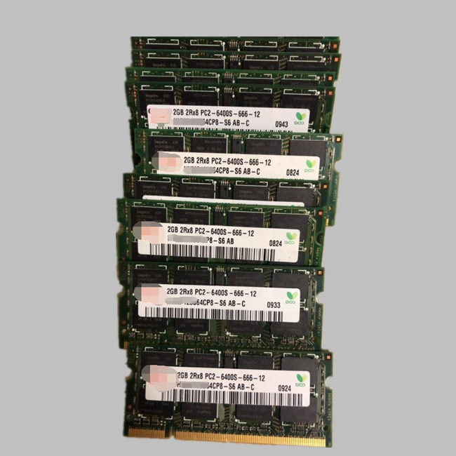 Niedriger Preis <span class=keywords><strong>DDR2</strong></span> 2GB PC800 Laptop-Modul RAM alle Motherboards