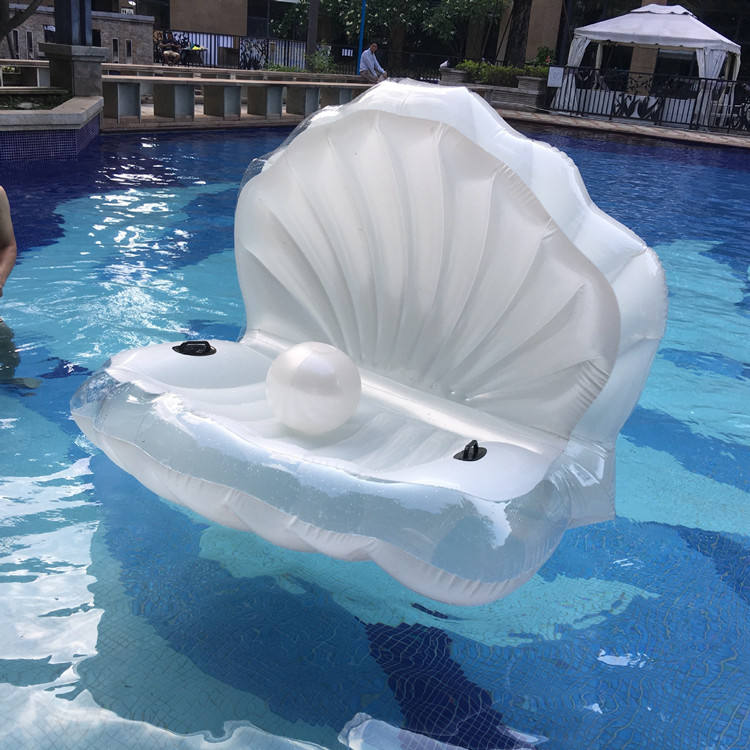 Colossal Biển Shell Pool Float Hồ Bơi <span class=keywords><strong>Inflatable</strong></span> <span class=keywords><strong>Bè</strong></span>