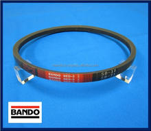 High quality and Durable BANDO Belt made in Japan for KUBOTA oil seal