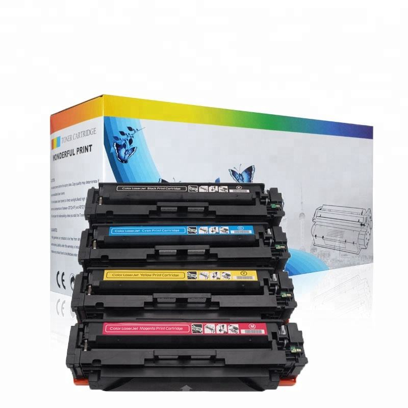 Best Seller Cf410A Black Toner Cartridge Compatible Color Laser M452Nw
