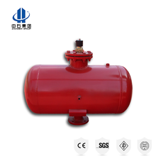 Good Price Split Air Cannon Air Blaster On Sale Tank