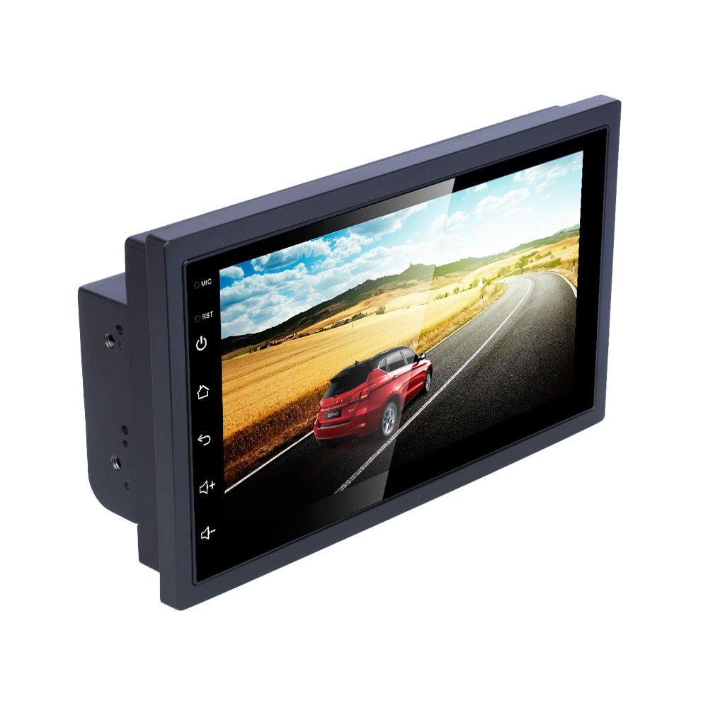 Car Radio 2 DIN Stereo Android MP5 Player GPS Navigation