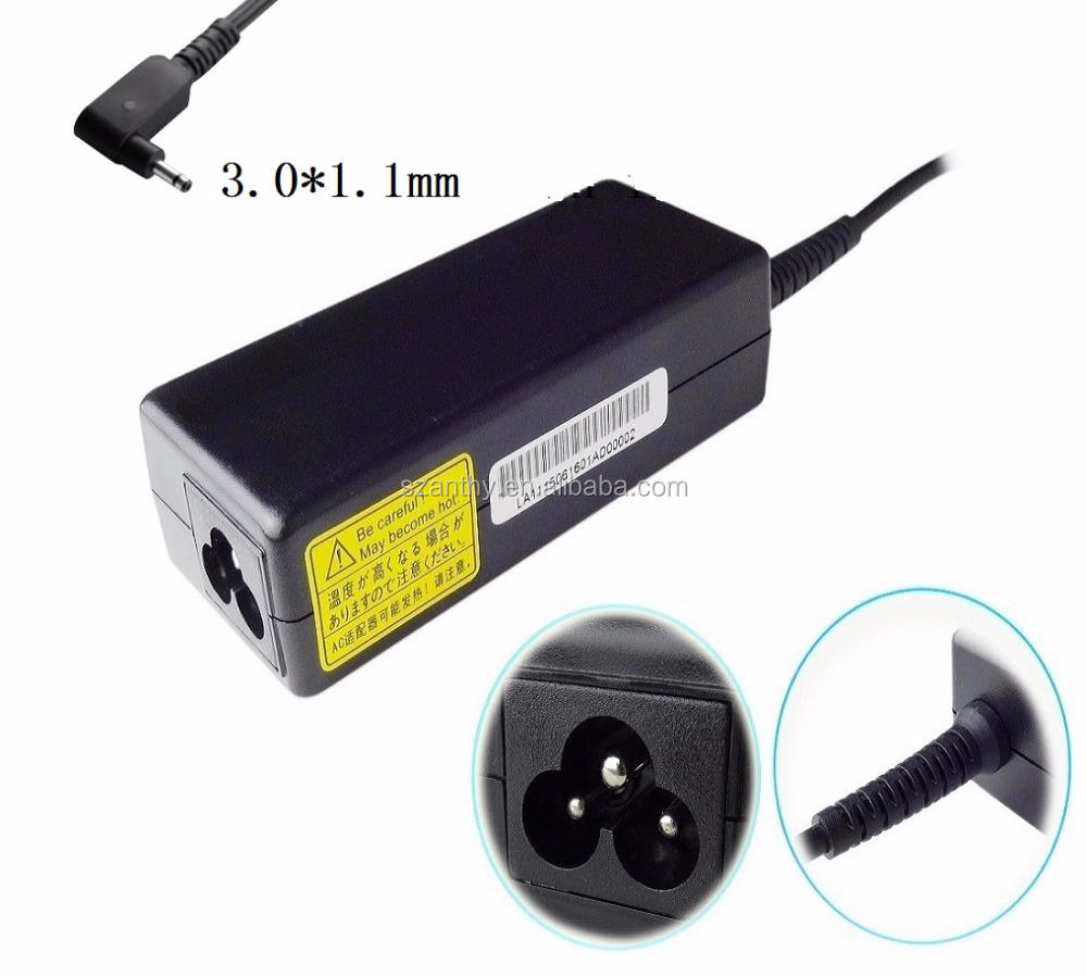 AC DC Adapter 65W 19V 3.42A Laptop AC Adapter untuk Acer Chromebook C720 C720 2103 C720 2420 dari china