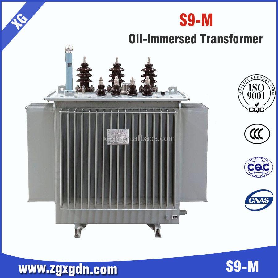 3-fase de 6kv 10kv 630kva <span class=keywords><strong>Equipo</strong></span> 2016 Compra Directa China En Baño De Aceite del Transformador de Distribución Eléctrica Precio