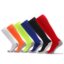 Men Soccer Football Team Socks Professional Knee High Sports Socks