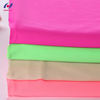 Candy Color Polyester Spandex Fabric Manufacturer Cycling Wear Woman Fabric