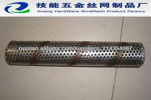 Глушитель из нержавеющей стальной трубы Китай для производства спиральных