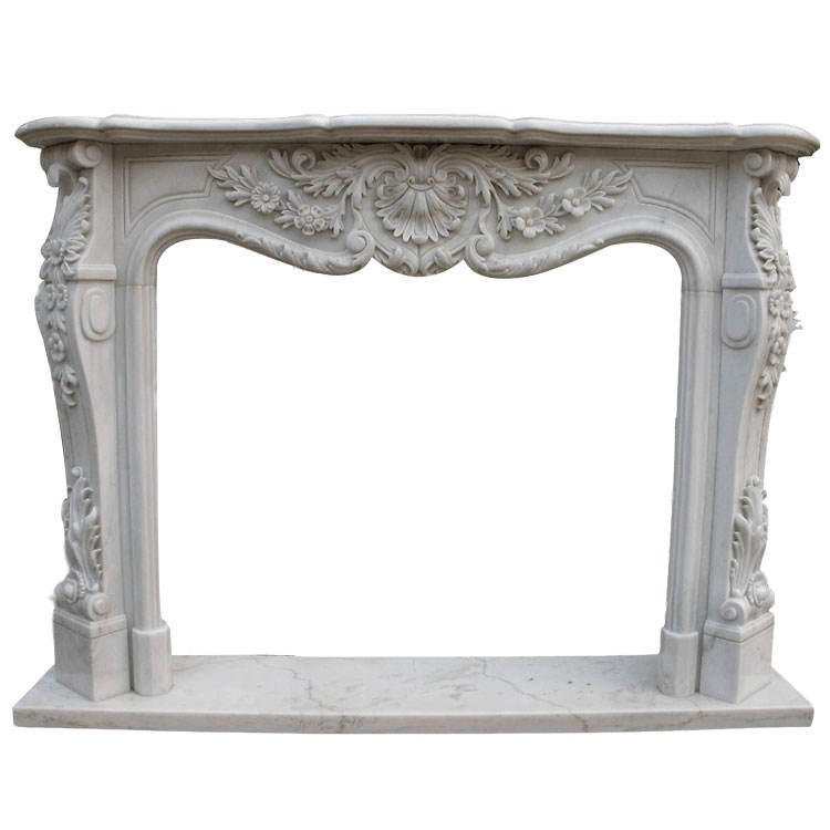 Classic Marble Decorative Electric Fireplace