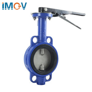 High Quality And Low Price universal dn300 dn900 10K butterfly valve