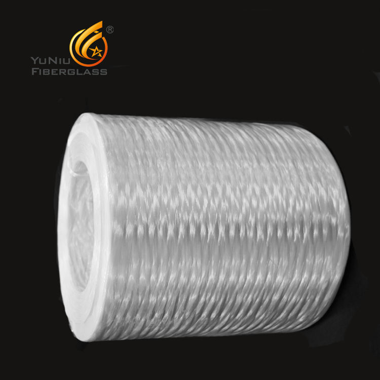 E glass fiber direct roving 2400 tex for boat manufacture