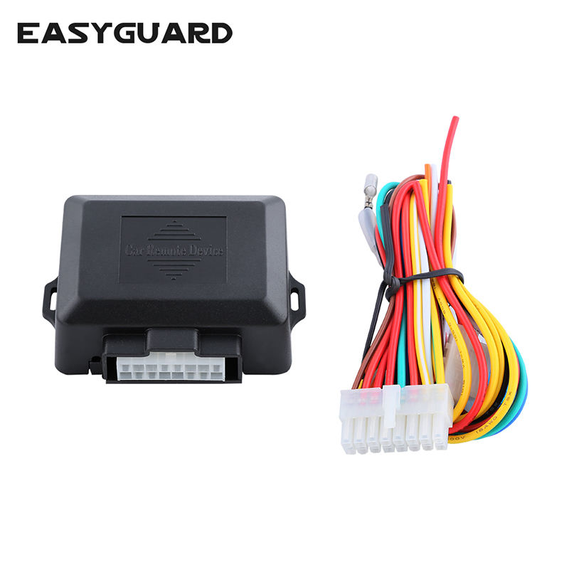 Easyguard 5 door power window closer kit for automation window close