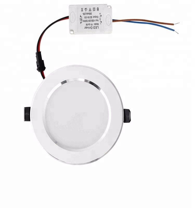 Dimmable LED Downlights 3W 5W 7W 9W 12W 15W 18W for Indoor Use
