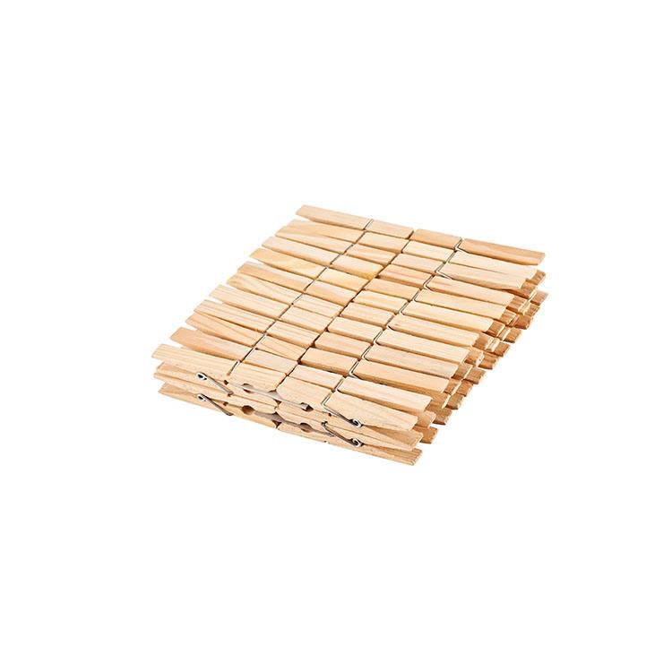48 шт. Высокое качество Весна деревянный одежда мини-peg