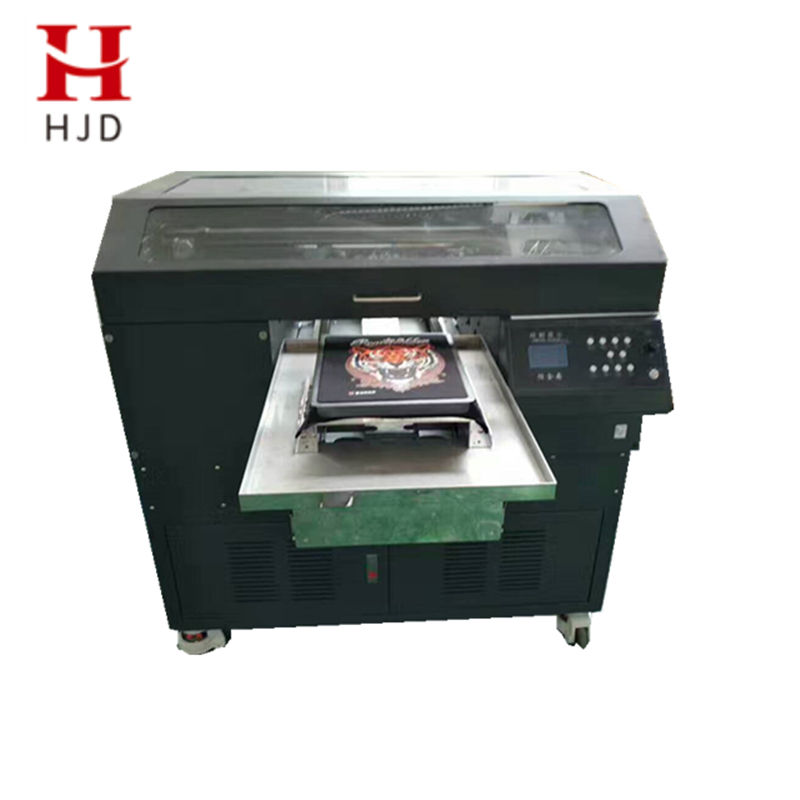 Small Size Digital Textile Tshirt Printing Machine