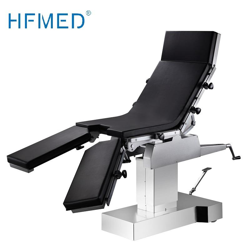 Sales Medical equipments hand control surgical operating table for various surgeries