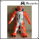 2M Tall PVC Waterproof Giant Inflatable Tiger Toys For Big Project