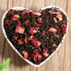 Chinese Rose/Jasmine/Milk/Peach Flavor Black Tea Red tea with Competitive Price