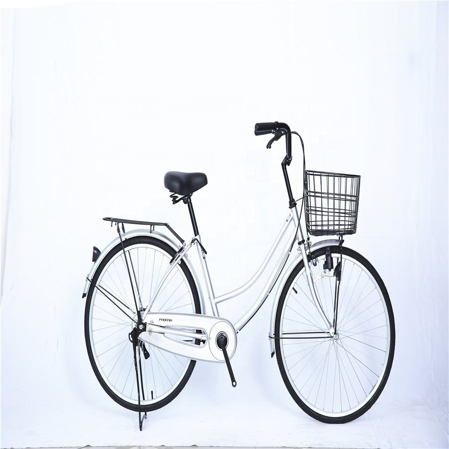 Single Speed Cruiser Lady City Bike 26 นิ้ว
