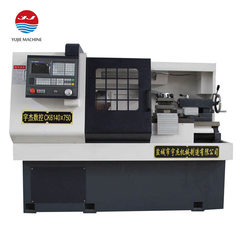 Cheap CNC lathe machine price from Professional Manufacturer CK6140