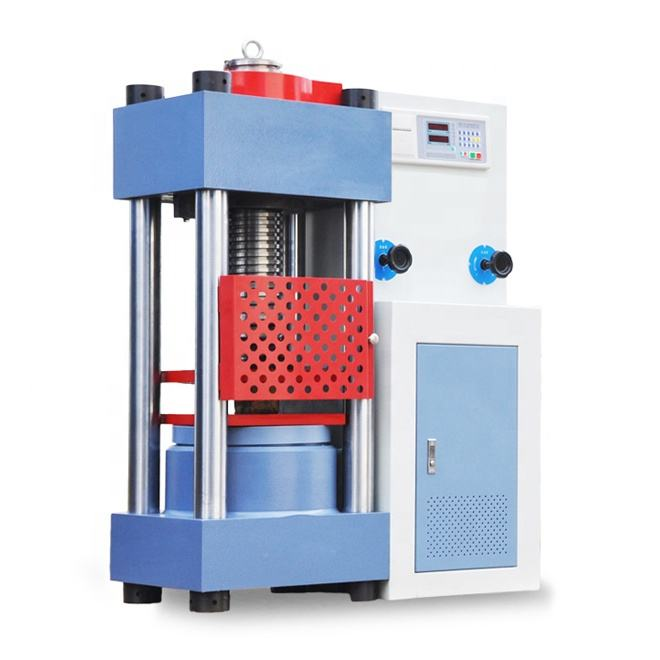 Manual Concrete Compression Testing Machine+Lab Testing Equipment