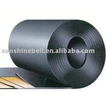 used rubber nylon conveyor belt