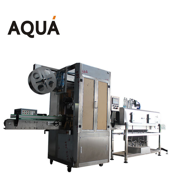 Good quality PET shrink sleeve labeling machine / label applicator