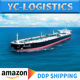 Amazon fba shipping sea freight forwarder from China to usa