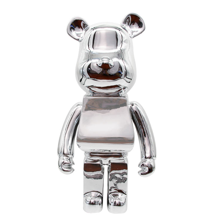 Factory sale High Quality design resin bearbrick toy statue