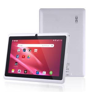 Vente directe d'usine Android 8.1 7 pouces Quad Core tablette PC 1GB 16GB BT WiFi tablette PC