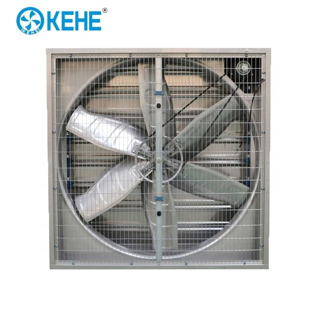 Workshop ventilation equipments ventilation fan used hammer to open shutter/hammer exhaust fan