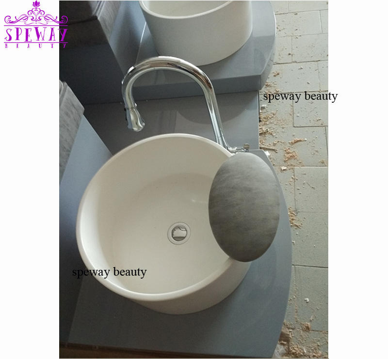 pedicure sink with jet pedicure bowl us faucet for pedicure chair