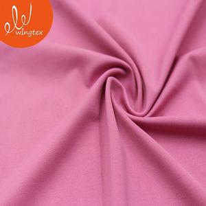 82% Nylon18% Spandex Standard 100 upf 50 Two-way Tricot Swimwear Fabric