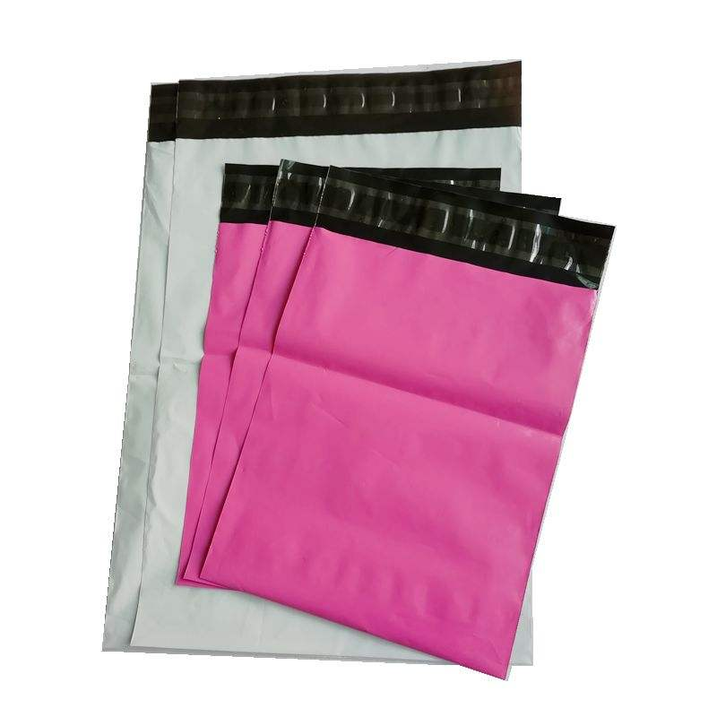 Multiple Colors Self-Adhesive Poly Mailer Post Envelope Pouches Plastic Express Courier Bags