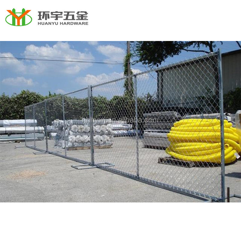 4x10 painel chain link fence gate