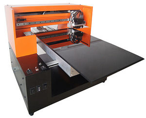 A2 A3 Size dtg Printer Flatbed t-shirt printing machine Direct to Garment Printer