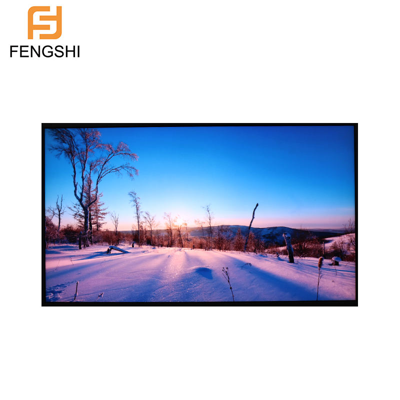21.5 Inch Beste Edge Emitting Led-Backlit Lcd-scherm Voor Outdoor Display