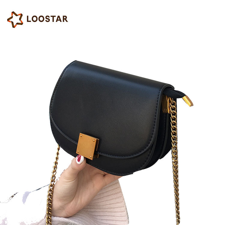 New Design Shoulder Bag 2018 PU Lady Handbag Fashion Women Sling Bag