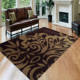modern design polyester hand tufted rug hand tufted large area rugs on sale