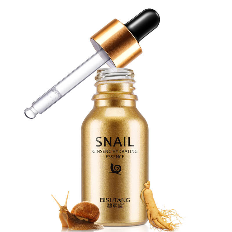 Anti Wrinkle AntiアンチエイジングRed Ginseng Face Serum Skin Brightening Facial Treatment Essence Pore Refining Snail Essence