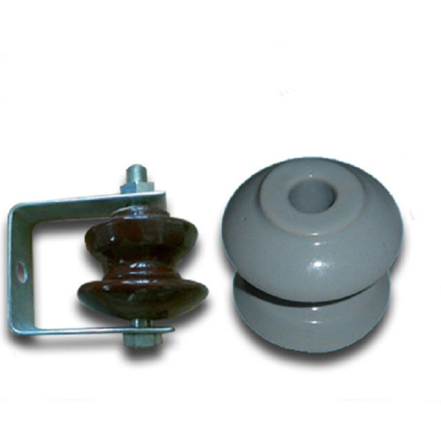 11kv porcelain LT Spool tension shackle insulator supplier