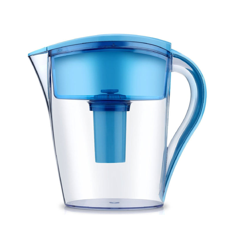 Alkaline Water Pitcher jug Best for Instantly Filtered, Clean Water 3.5 Liter Purifier with replace Alkalinity Filter
