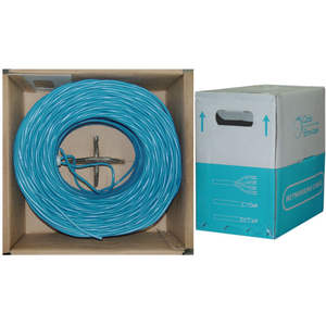 CAT6 UTP LAN CABLE easy 풀업 (pull 상자 305 m test 4 pair 24 AWG 코 브레 Cable 드 red RJ45 Cat6 UTP 1000ft