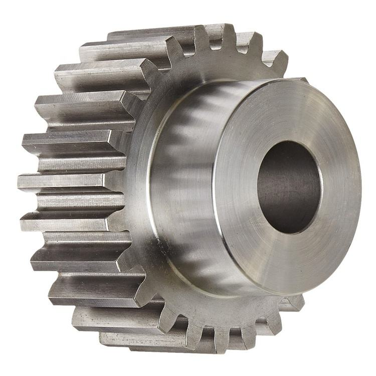 China manufactory M1 M2 M3 M4 Customized Metal Spur Gear