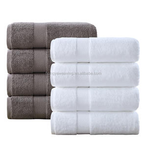 2017 brand-new better understand the body's thickened pure cotton hotel bath towel