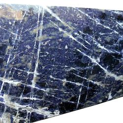 Brazil High Quality Natural Polished Sodalite Blue Stone Slabs