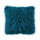 Fur Cushion Plush Cushion Home Decorative Super Soft Plush Mongolian Faux Fur Throw Pillow Cover Cushion Case
