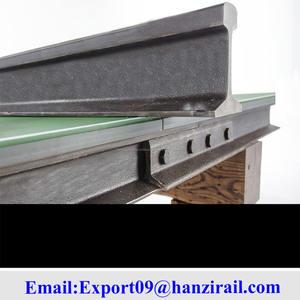 معيار BS60R الصلب الحديدية
