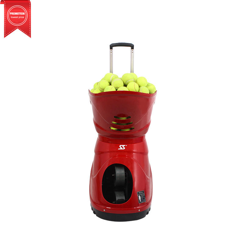 SIBOASI 4015 hot selling tennis shooting machine On sale
