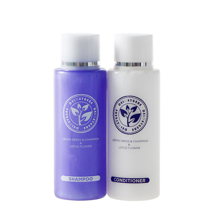 luxury 40ml bottle hotel shampoo and conditioner for star hotel