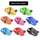 Premium Waterproof PVC Motorcycle Saddle Pouch Bicycle Seat Pack Dry Bag